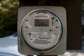 Photo of smart meter