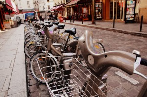 Photo: Velib (Flickr: LWY)