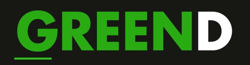 Green D logo