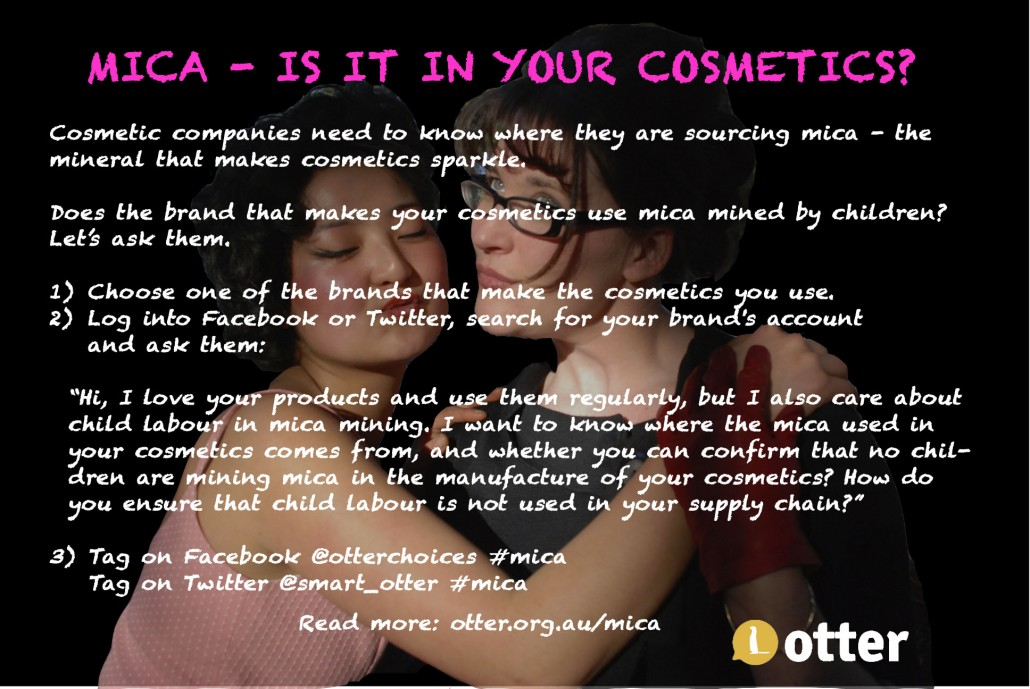 Mica - is it in your cosmetics